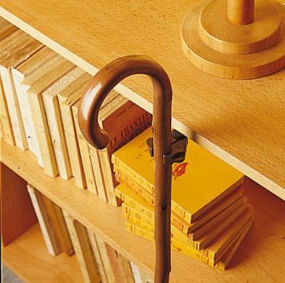accroche canne invacare. Black Bedroom Furniture Sets. Home Design Ideas