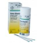 Bandelette Keto-Diastix de Bayer