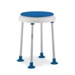 Tabouret de douche Invacare Disk on Dot