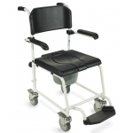 Chaise de douche mobile Invacare Cascade