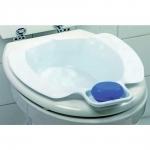 Bidet amovible adaptable sur WC