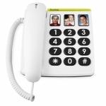 Téléphone filaire Doro PhoneEasy 331ph