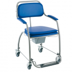 Chaise percée mobile Invacare Omega H750