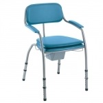 Chaise percée ajustable Invacare Omega H450LA