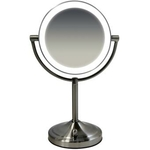Miroir grossissant double face à led sans fil MIR-8150