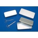 Boîtes à instruments aluminium couleur métal