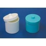 Pots à déchets/coton mélaminé