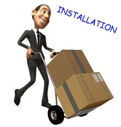 Installation à domicile
