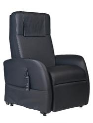 Confort moderne noir assis
