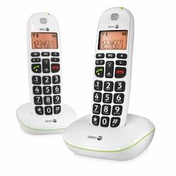 doro-phone-easy-100w-blanc