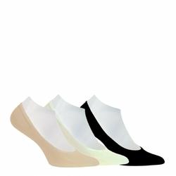 Protège pieds antibactériens beige