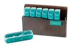 pilulier hebdomadaire pilbox mini