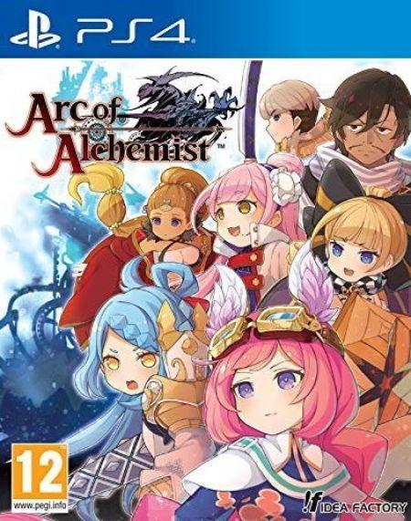 Arc of Alchemist PS4