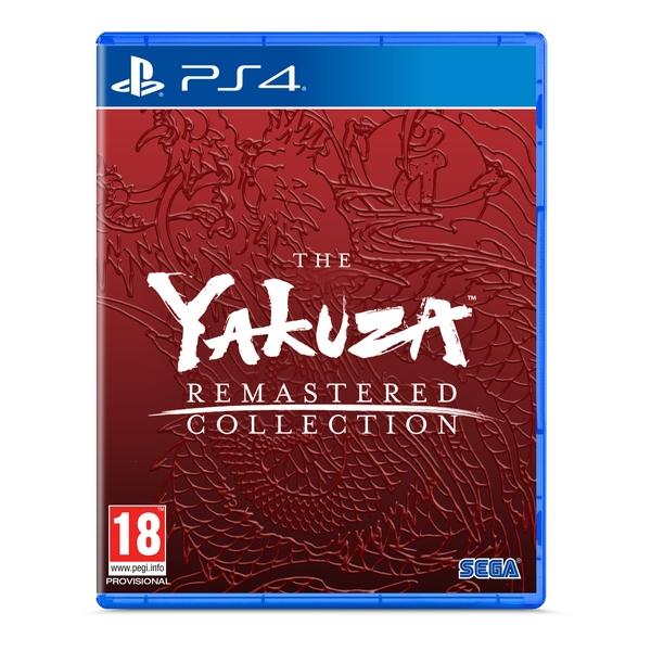 The Yakuza Remastered PS4