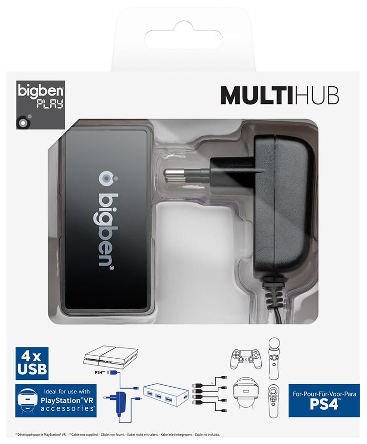 Multi Hub PS4