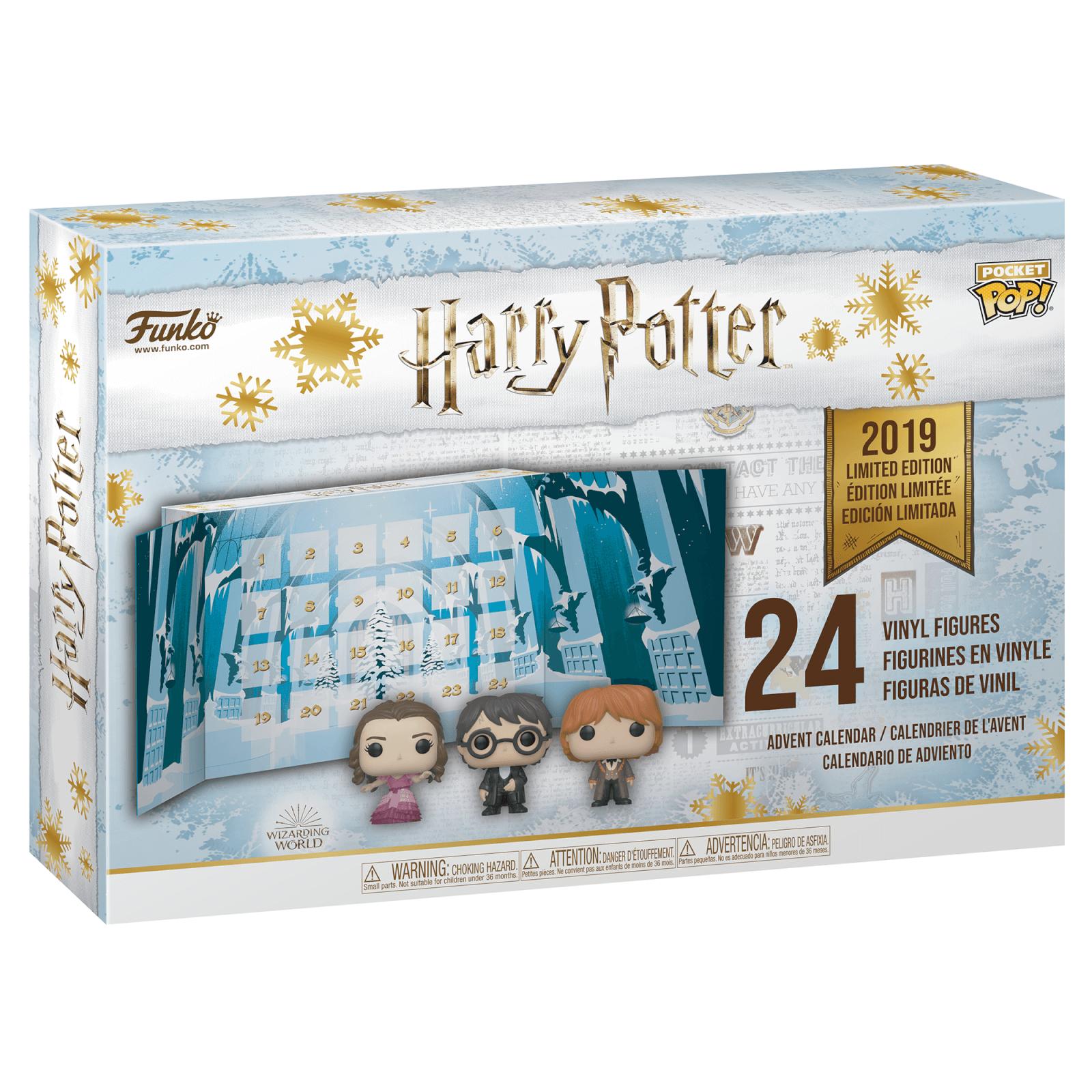 Calendrier de l'Avent Harry Potter Funko 2019