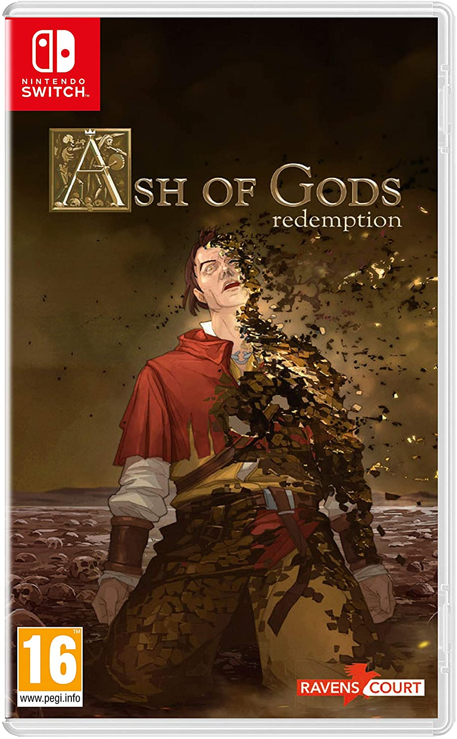Ash Of Gods Redemption Nintendo Switch