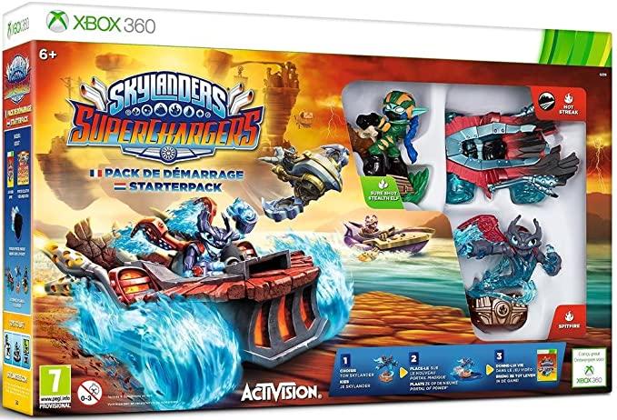 Skylanders Superchargers Pack de Démarrage Xbox 360