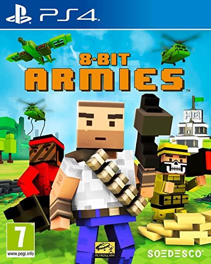 8 Bit Armies PS4 occasion