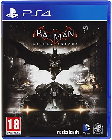 Batman : Arkham Knight PS4 occasion
