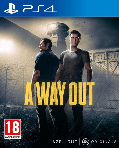 A Way Out PS4 occasion