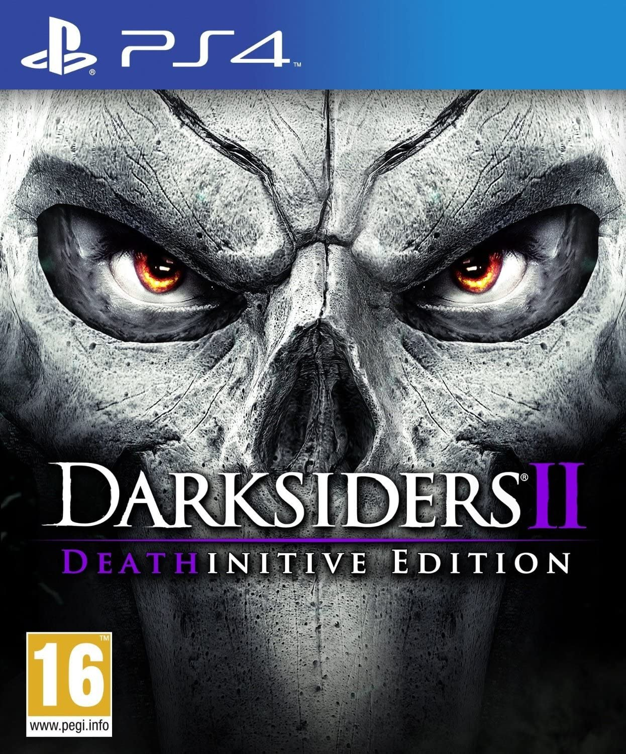 Darksiders 2 Deathinitive Edition PS4 occasion