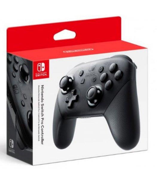 Manette Nintendo Switch Pro Noire