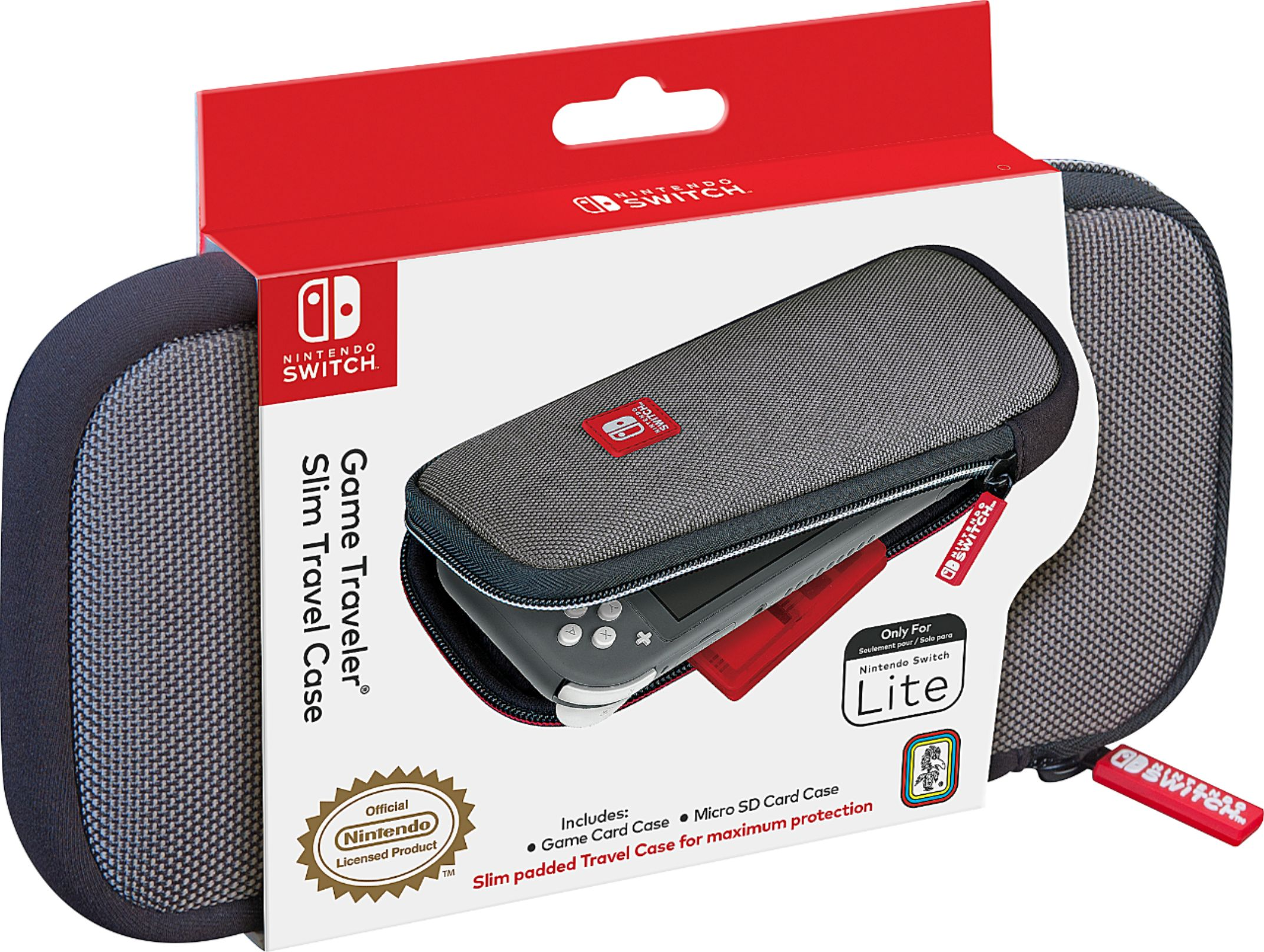 Etui de Transport Slim Case pour Nintendo Switch Lite