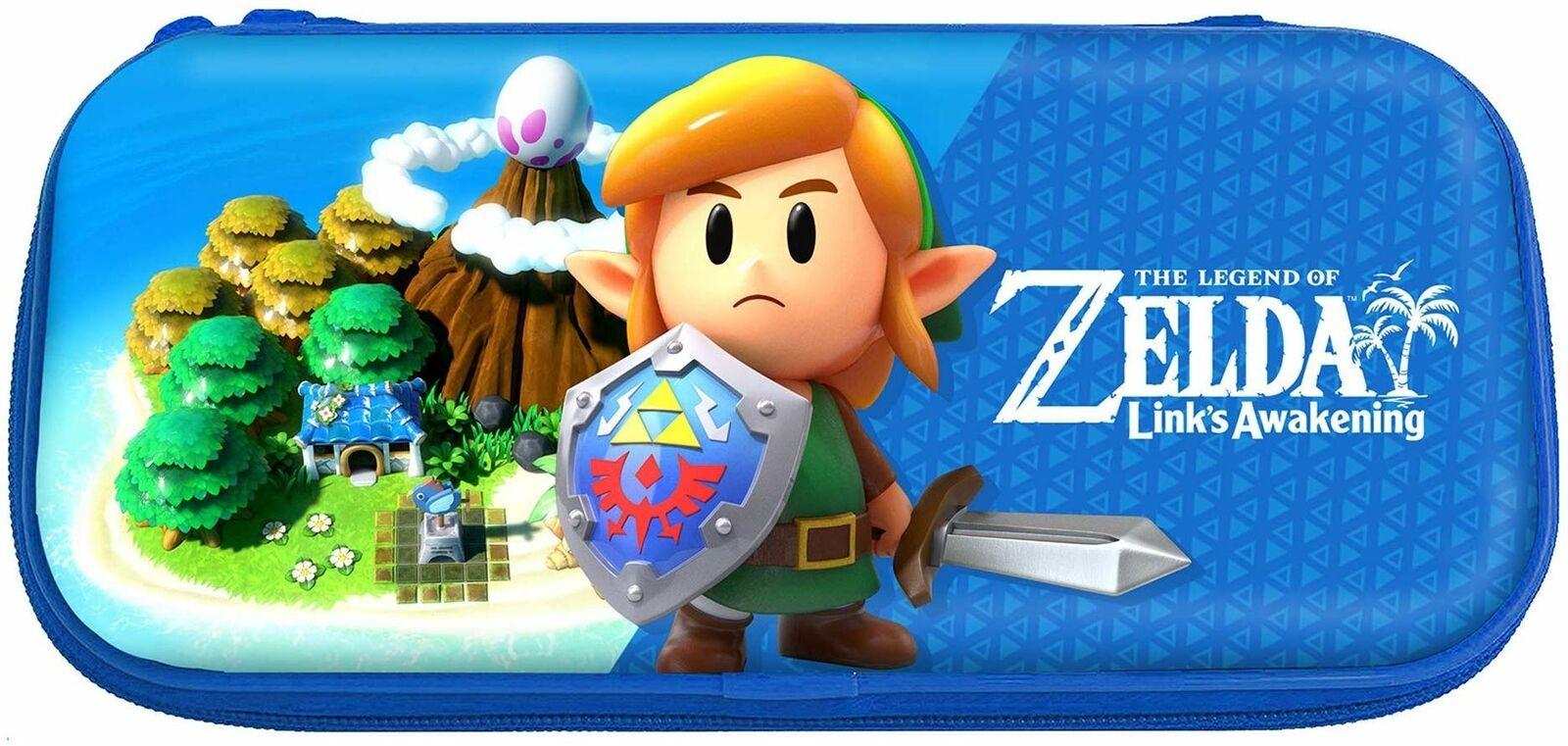 Sacoche Zelda Link\'s Awakening Nintendo Switch
