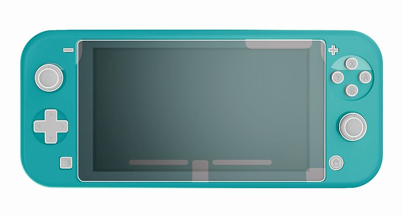 Coque en Silicone Turquoise Nintendo Switch Lite
