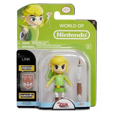 World of Nintendo Zelda Série 6 Wind Walker Action Figure