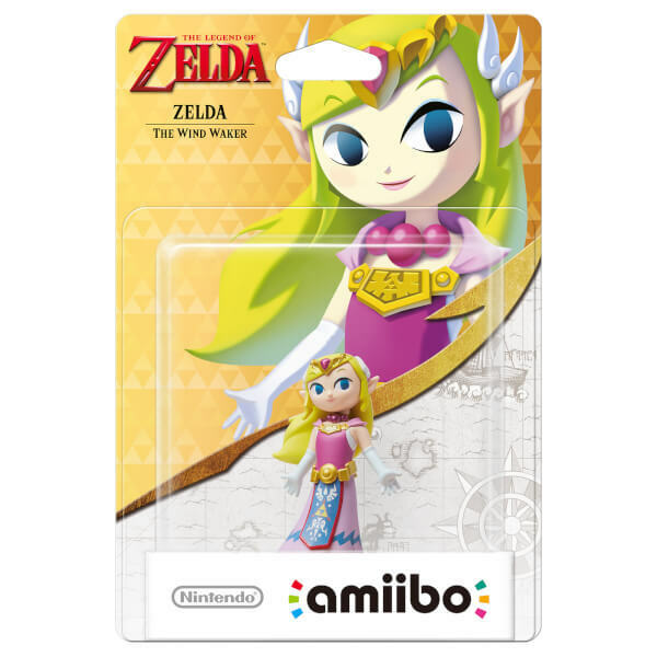 Amiibo Zelda The Legend of Zelda The Wind Waker