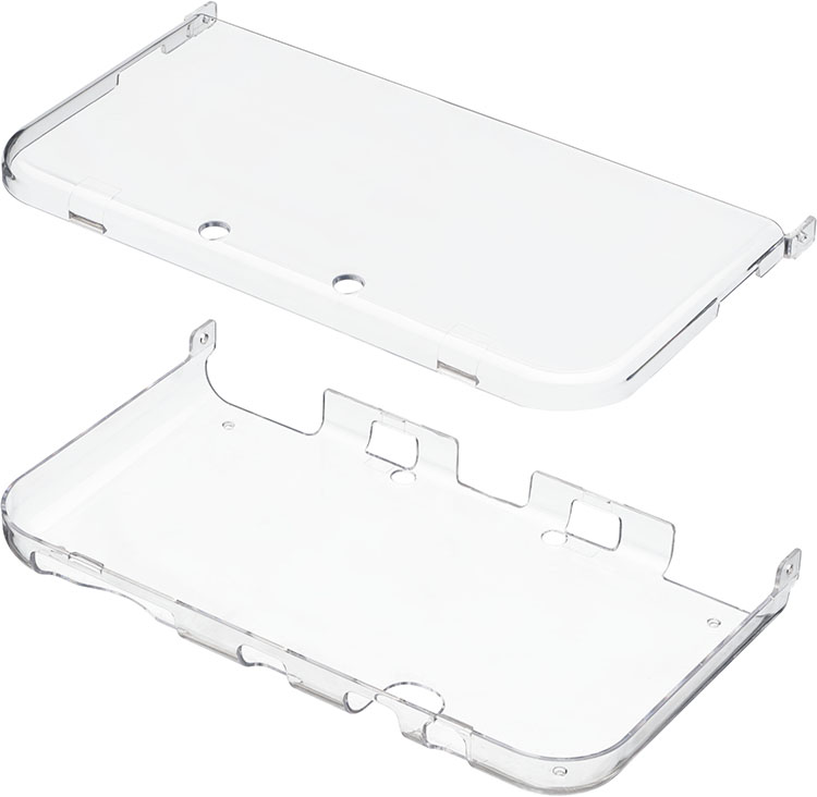Coque de Protection en Polycarbonate Nintendo New 2DS XL