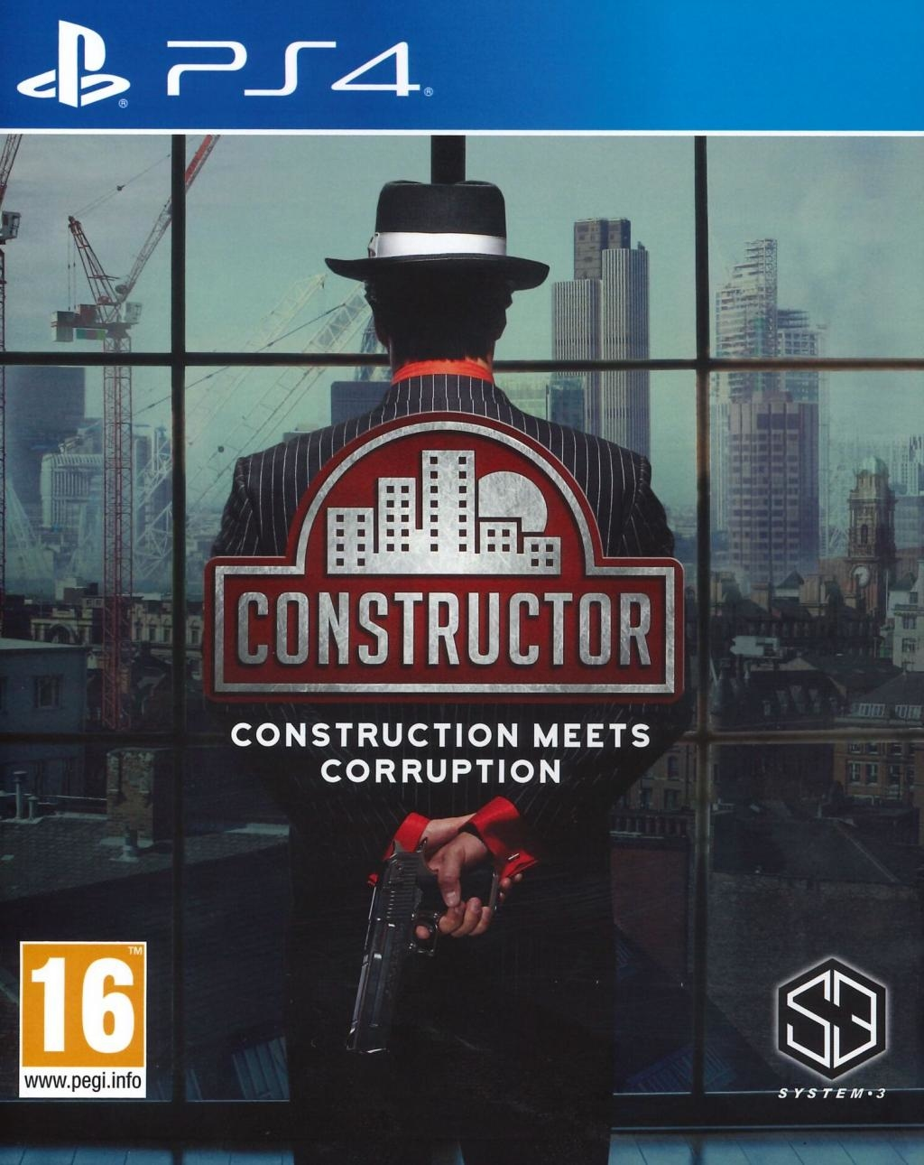 Constructor PS4 occasion