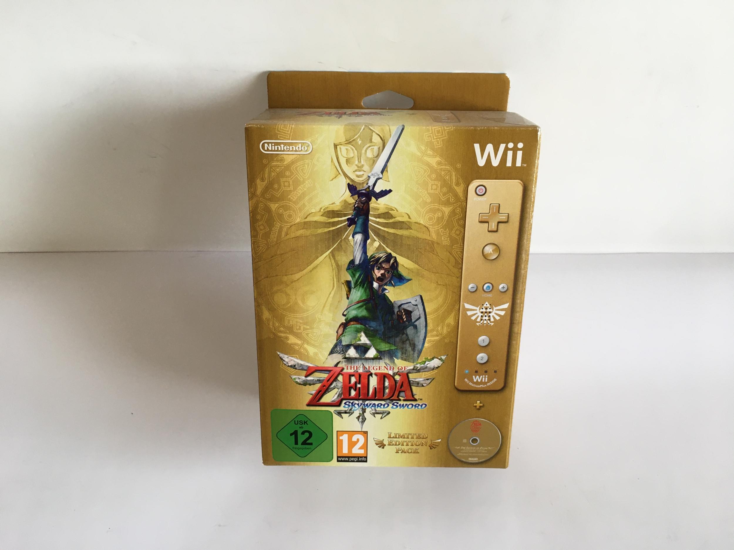 Zelda Skyward Sword Edition Collector