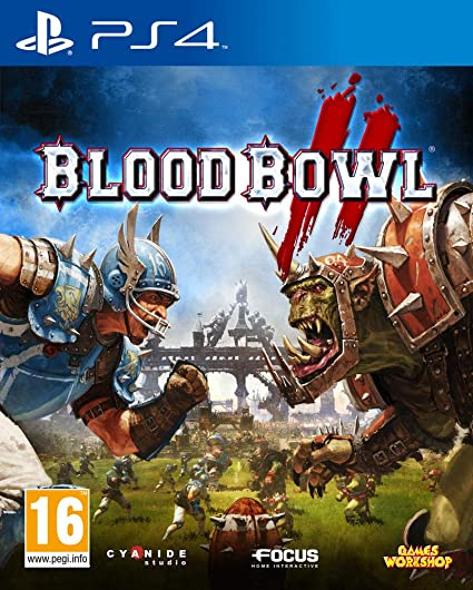 Blood Bowl 2 PS4 occasion