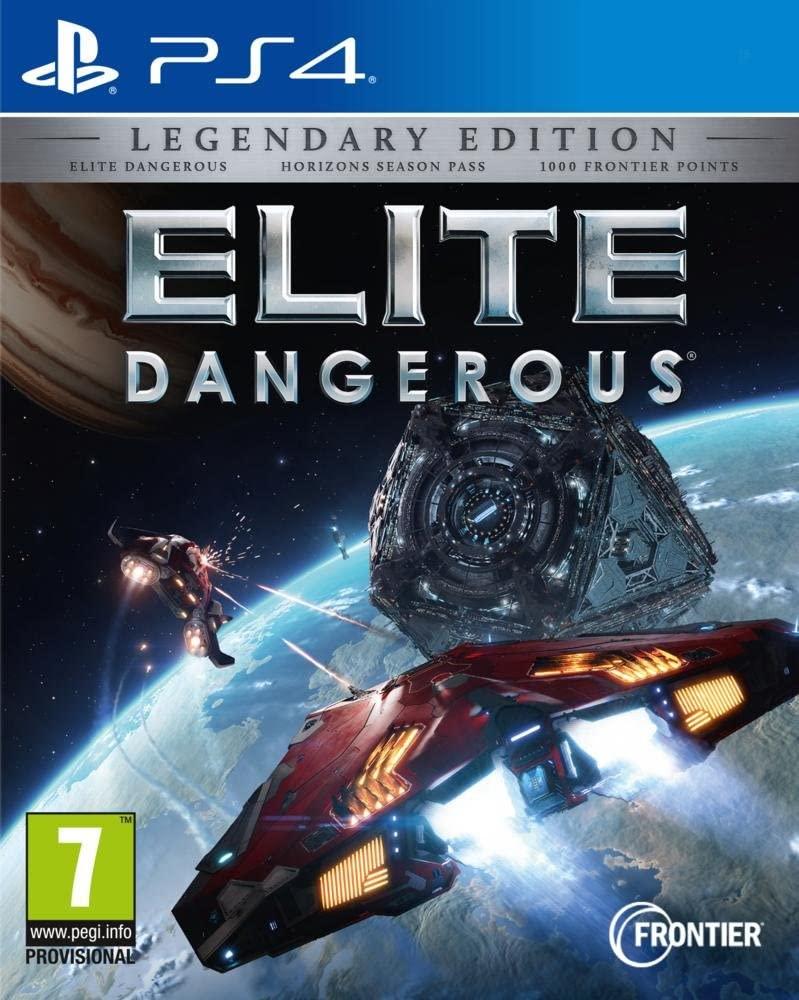 Elite Dangerous Legendary Edition PS4 occasion