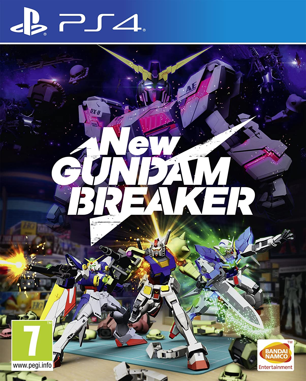 New Gundam Breaker PS4 occasion