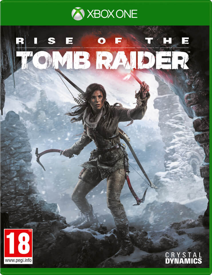 Rise of the Tomb Raider Xbox One occasion