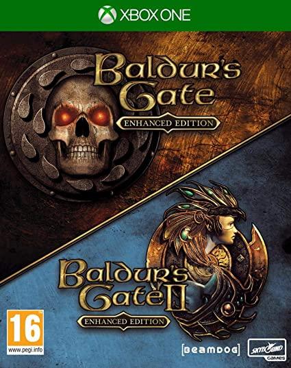 Baldur\'s Gate and Baldur\'s Gate II Enhanced Editions Xbox One