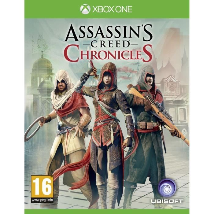 Assassin\'s Creed Chronicles Trilogie Xbox One