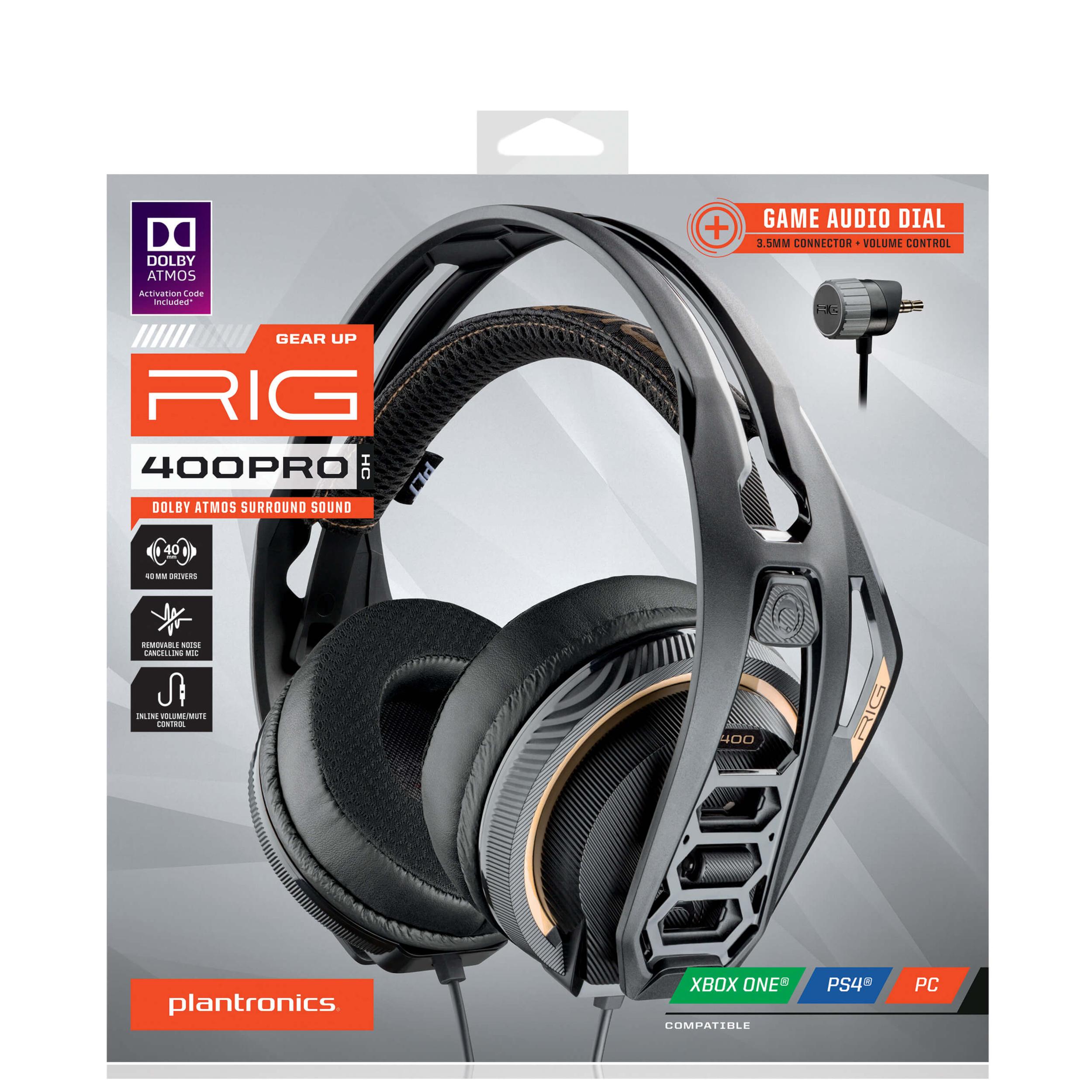 Casque Micro RIG 400 Pro HC
