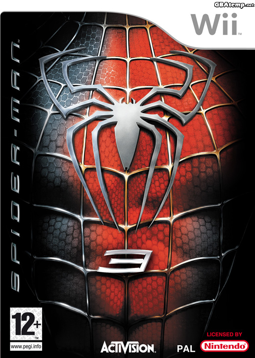 Marvel Spider man 3 Wii occasion