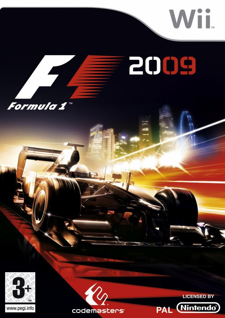 F1 2009 Wii occasion