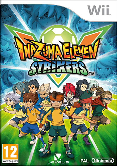 Inazuma Eleven Strikers Wii occasion