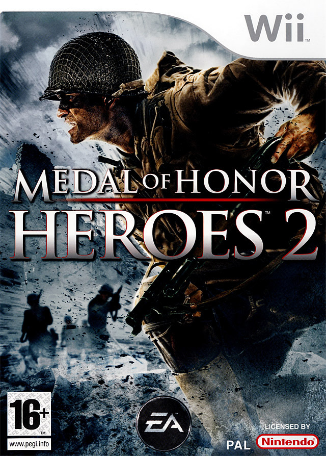 Medal Of Honor Heroes 2 Wii occasion