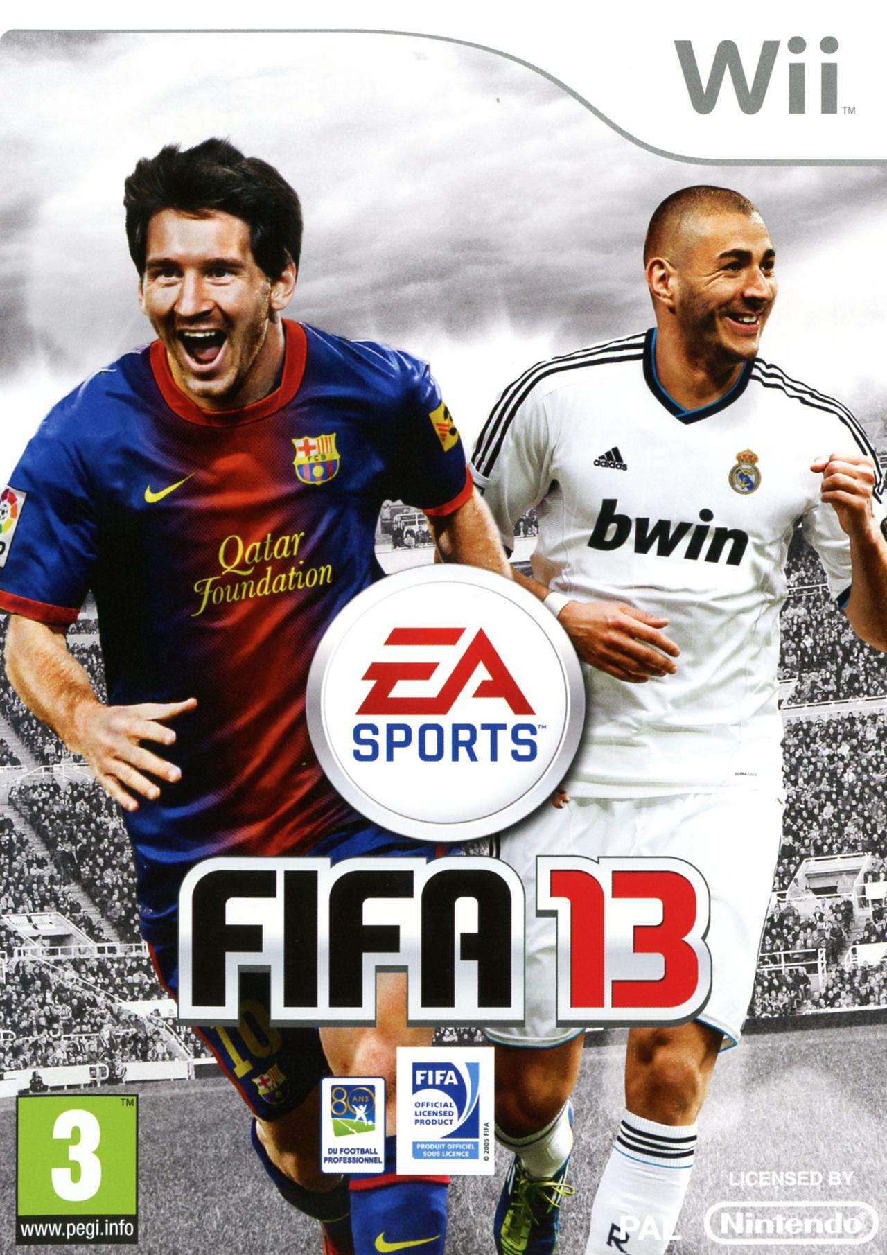 Fifa 13 Wii occasion