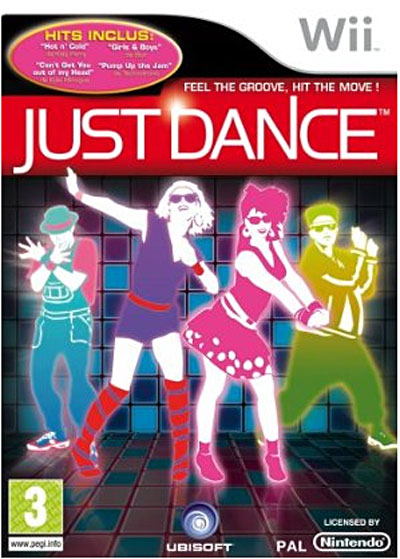 Just Dance Wii occasion