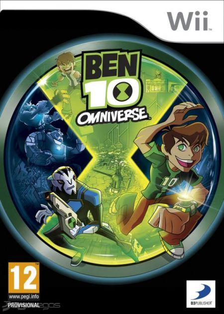 Ben 10 Omniverse Wii occasion