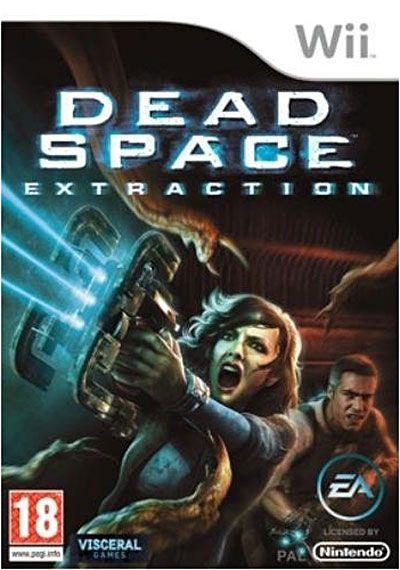 Dead Space Extraction Wii occasion